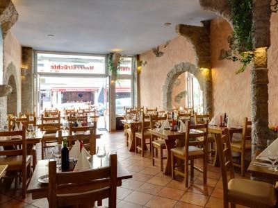 D. Jose Restaurant Hamburg Portugiesenviertel Platz für viele Gaeste