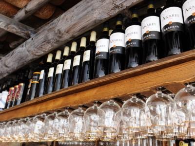 D. Jose Restaurant Hamburg Portugiesenviertel Weinauswahl