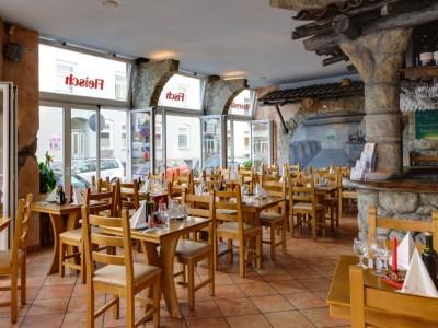 D. Jose Restaurant Hamburg Portugiesenviertel heller Innenbereich