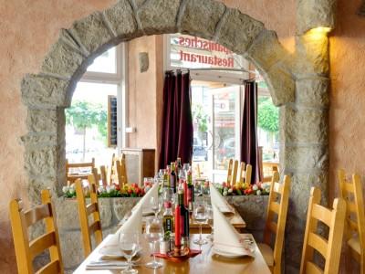 D. Jose Restaurant Hamburg Portugiesenviertel mediterrane Atmosphaere