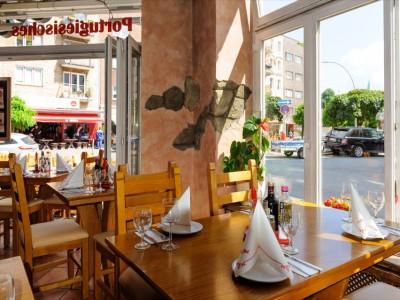 D. Jose Restaurant Hamburg Portugiesenviertel traditionelle Kueche